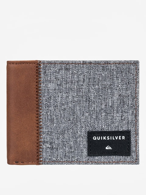 Quiksilver Wallet Freshness Plus 4 (light grey heather)