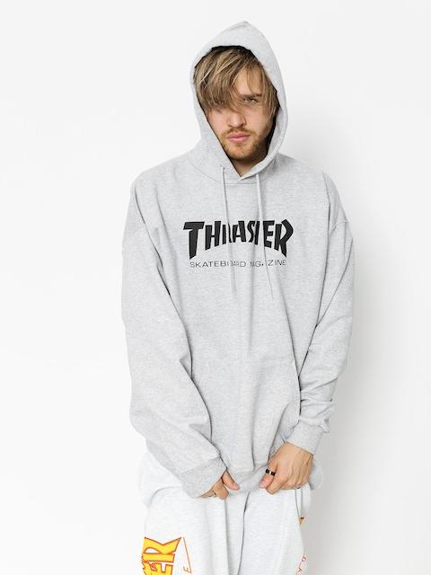 Thrasher Hoodie Skate Mag HD (grey)