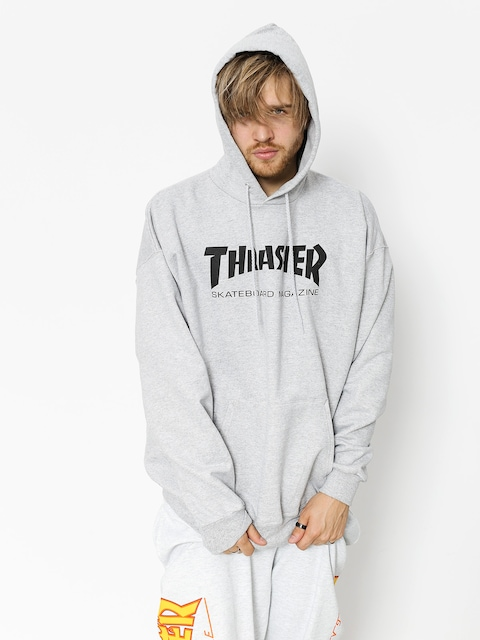 Thrasher Hoody Skate Mag HD (grey)