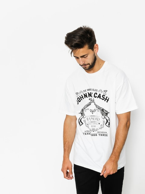 Diamond Supply Co. T-shirt Tennessee Three (white)