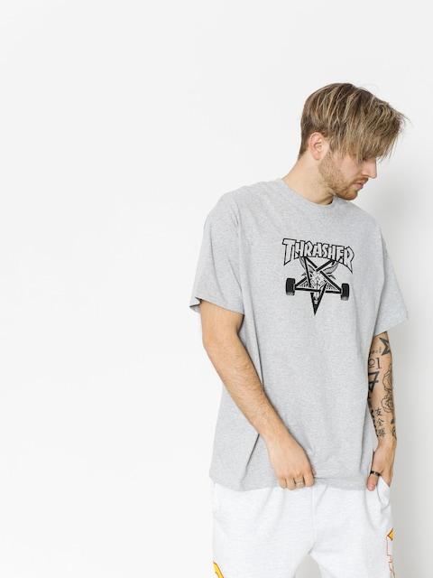 Thrasher T-shirt Skategoat (grey)