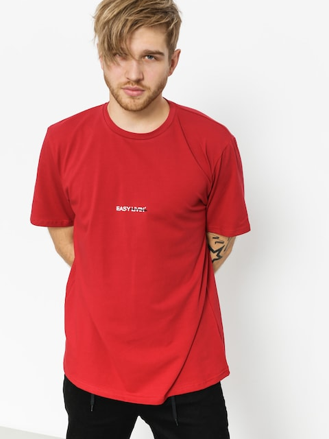 The Hive T-shirt Easy Livin (red)