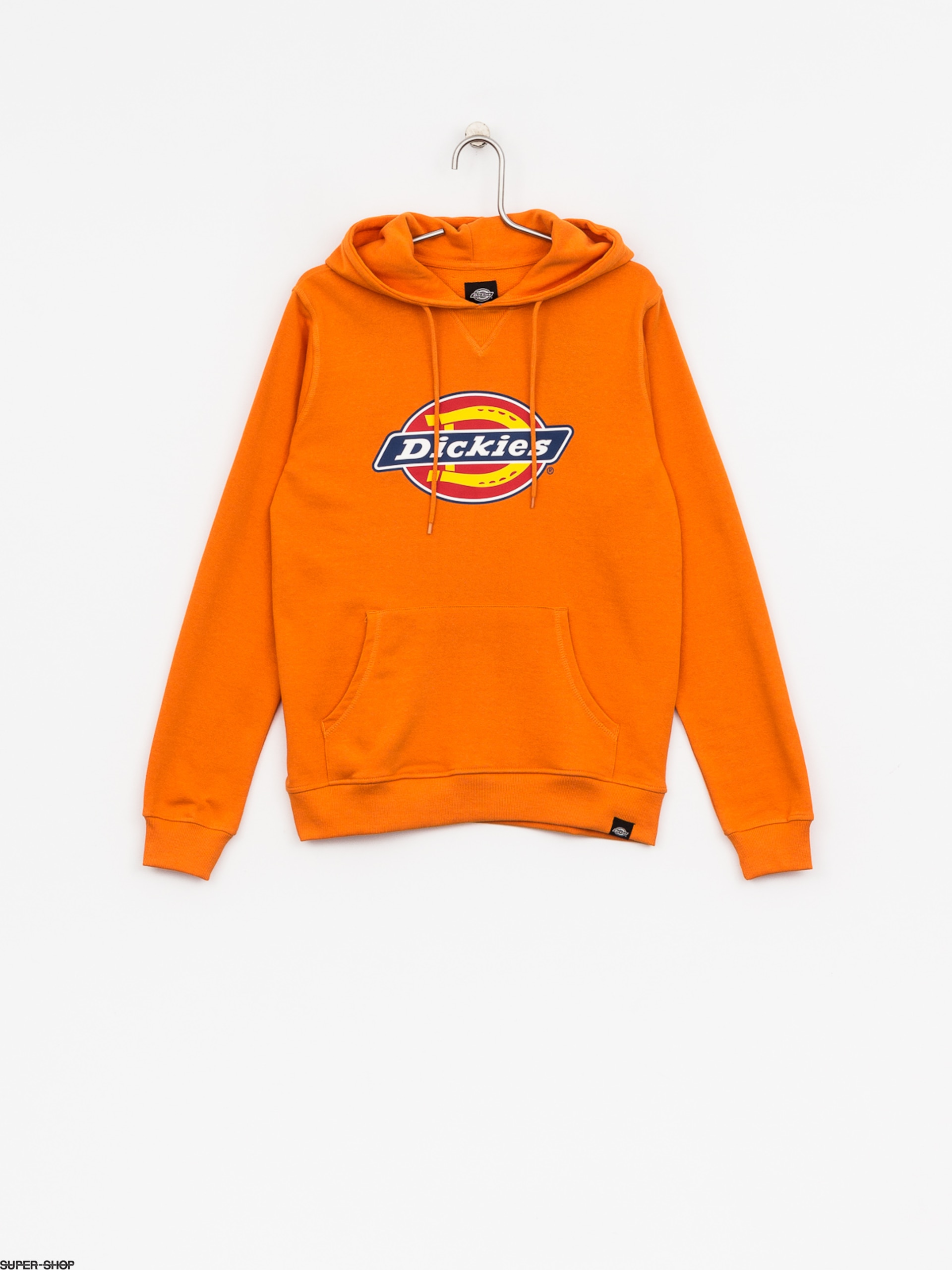 Dickies Hoody Nevada HD Wmn (energy orange)