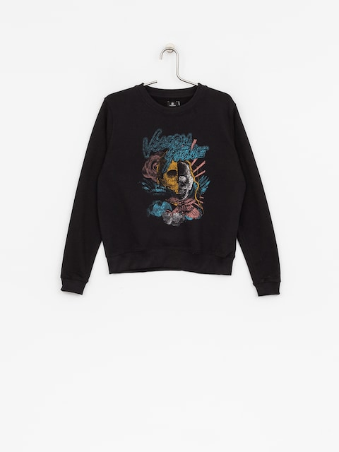 Volcom Sweatshirt Sound Check Wmn (blk)