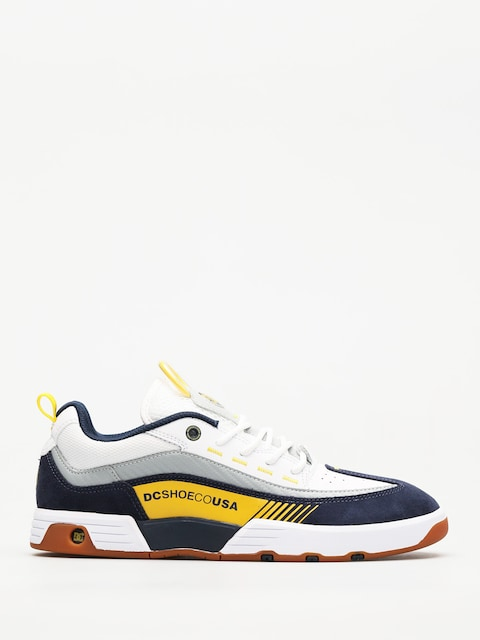DC Shoes Legacy 98 Slm S (white/yellow/blue)