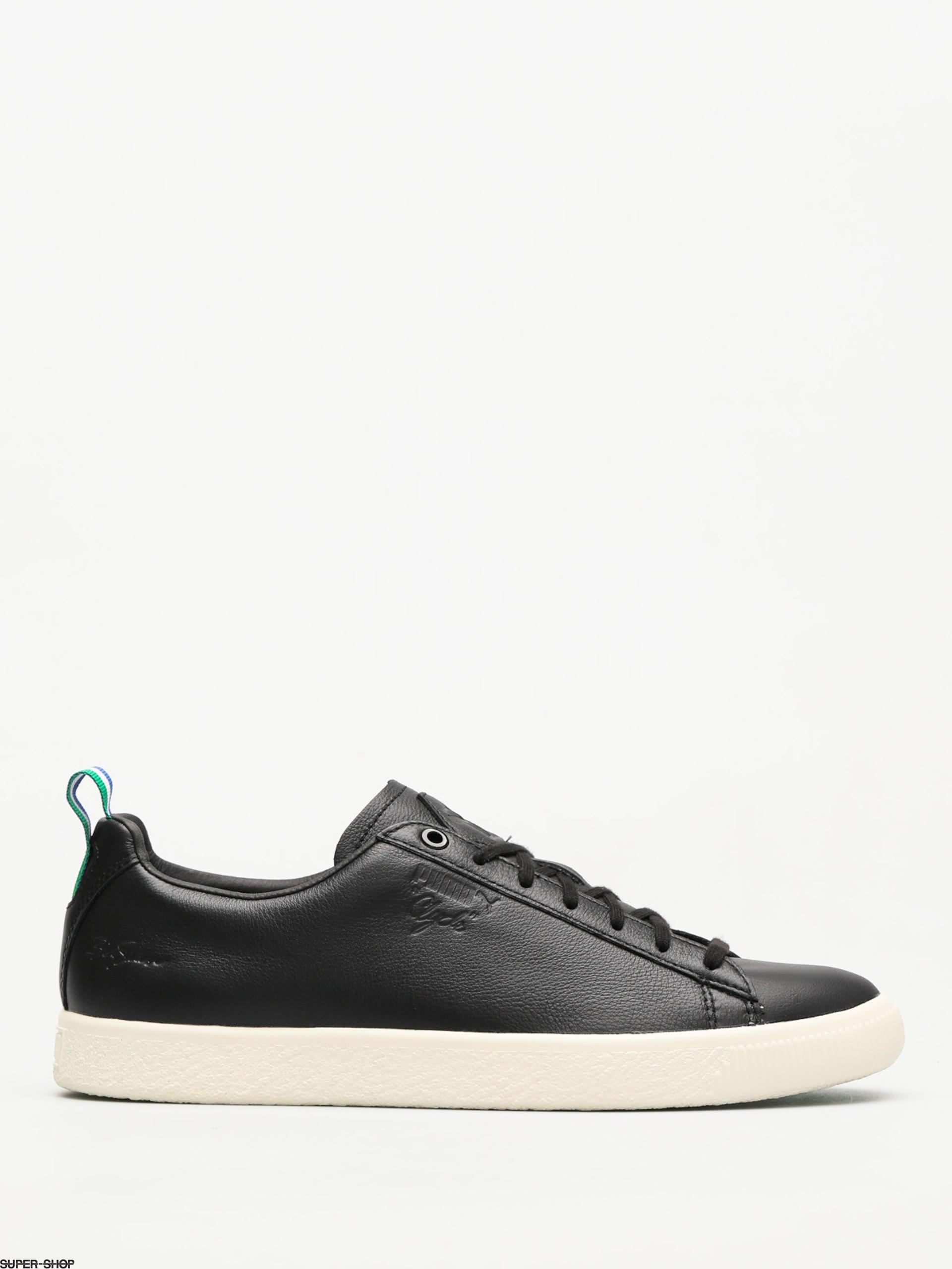 new arrival 90bf5 8586b Puma Shoes Clyde Big Sean (puma black)