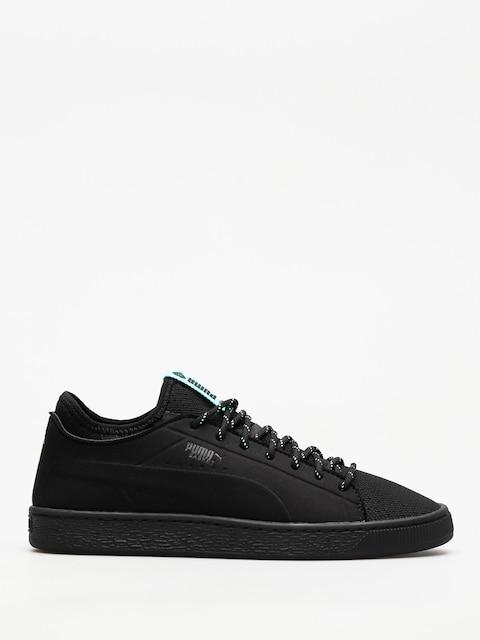 Puma Schuhe Basket Sock Lo Diamond (puma black)