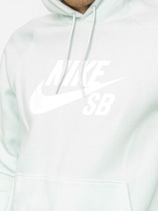 Nike SB Hoodie Sb Icon HD (barely grey/white)