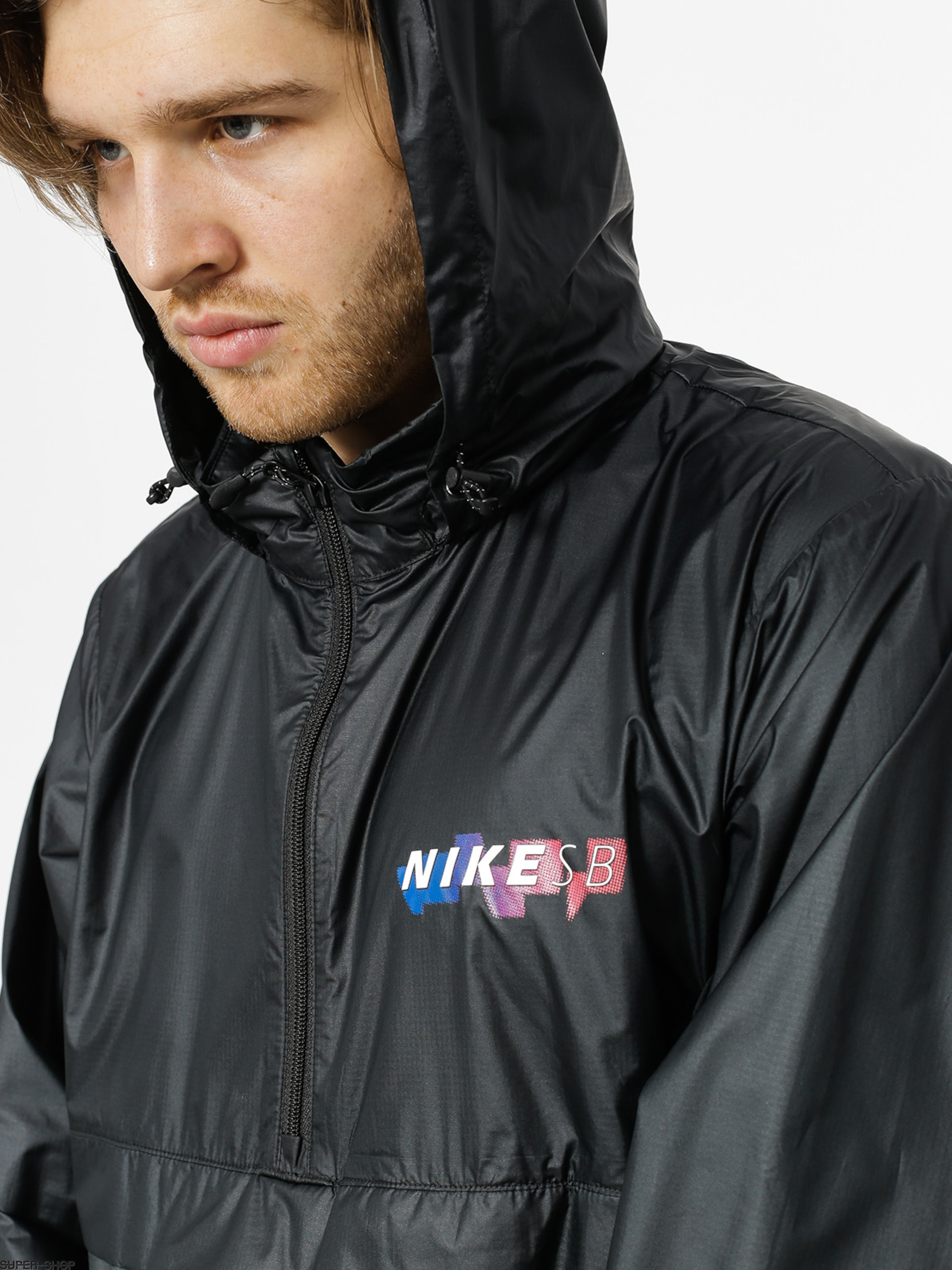 026fe3902 Nike SB Jacket Sb Anorak Pack (black/anthracite/black)
