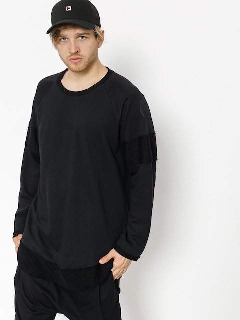 Majesty Sweatshirt Crow (black)
