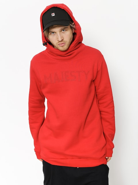 Majesty Hoodie Vandal Tall HD (red)