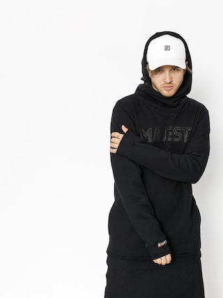 Majesty Hoodie Bear Tall HD (black)