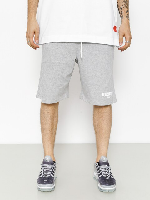 MassDnm Shorts Classics (light heather grey)
