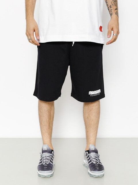 MassDnm Shorts Classics (black)