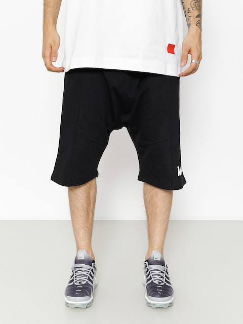 MassDnm Shorts Signature Low Crotch (black)