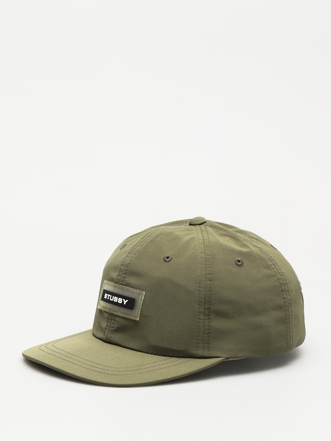 Stussy Cap Np Ripstop Low Pro (olive)