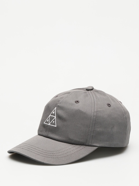 HUF Cap TT Curved Visior ZD (charcoal)