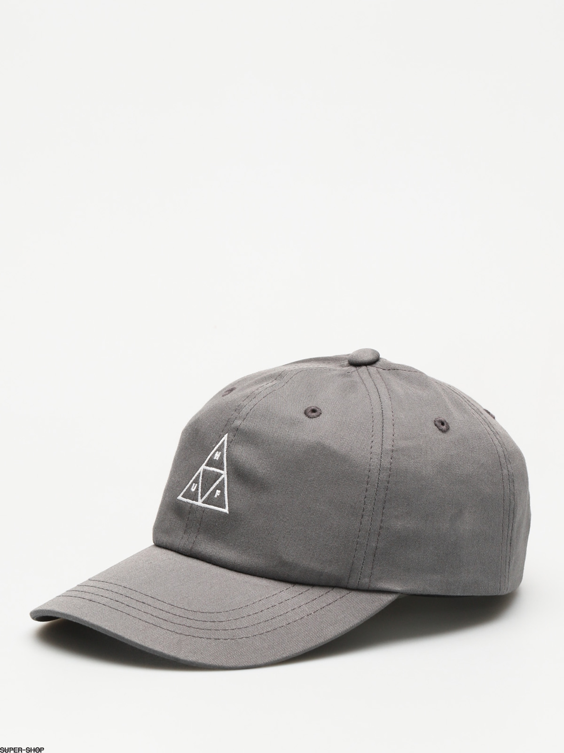 HUF Cap TT Curved Visior ZD (charcoal) 322556723dd6