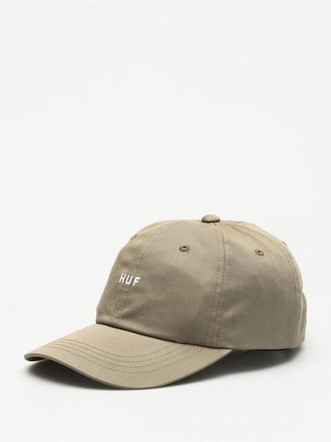 HUF Cap Og Logo Curved Visior ZD (drab olive)