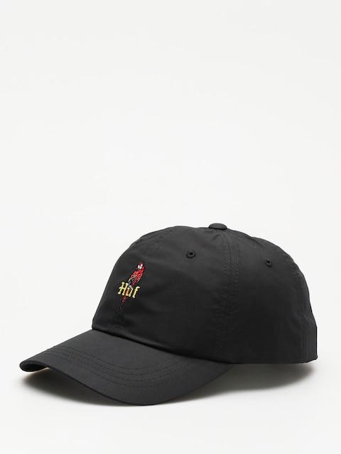 HUF Cap Parrot Curved Visior ZD (black)