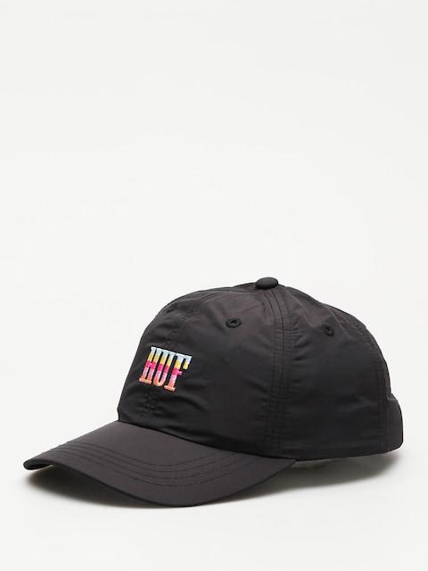HUF Cap Resort Curved Visior ZD (black)