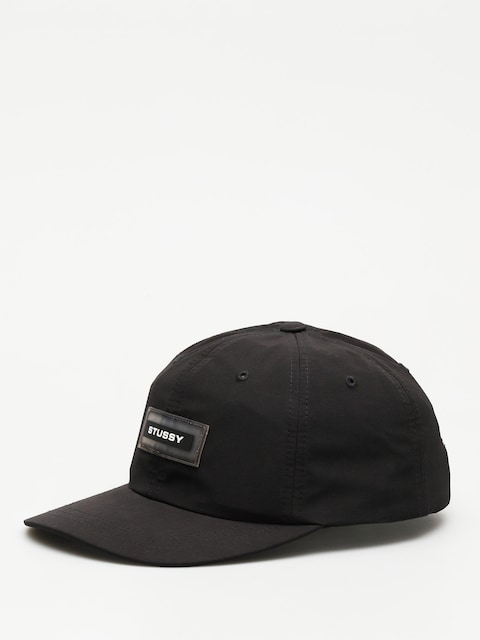 Stussy Cap Np Ripstop Low Pro (black)