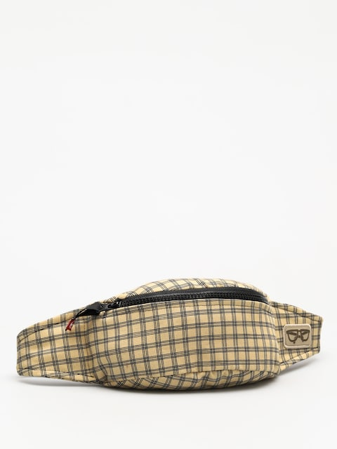 Malita Bum bag Glasses (checked/black)