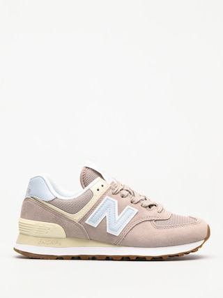 New Balance Shoes 574 Wmn (flat white)