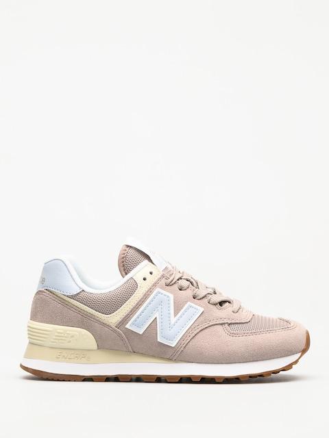 New Balance Schuhe 574 Wmn (flat white)