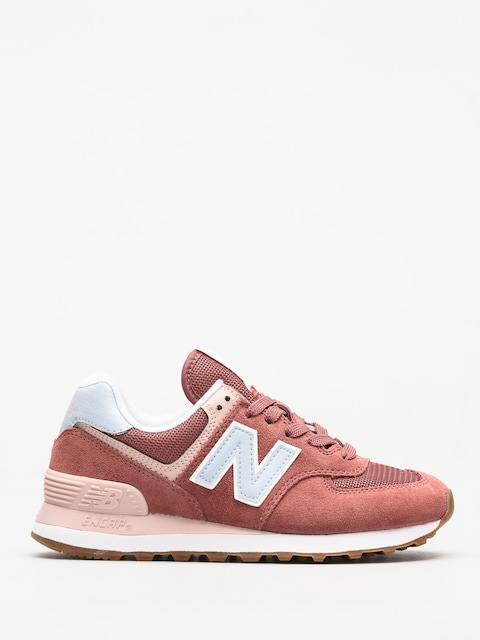 New Balance Schuhe 574 Wmn (smoke pink)