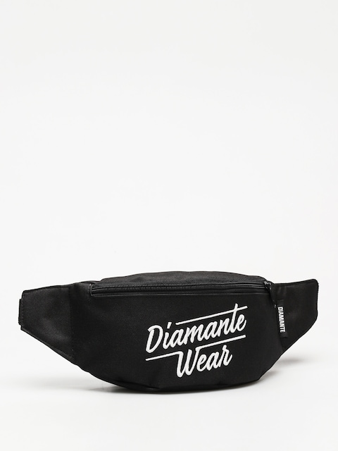 Diamante Wear Bum bag Big Logo (black)