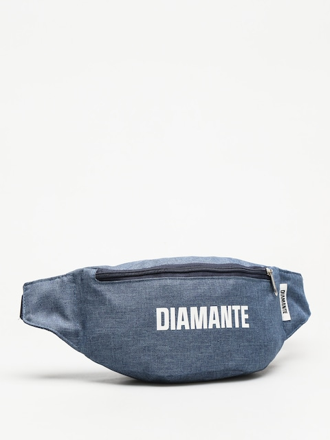 Diamante Wear Gürteltasche White Logo (jeans)