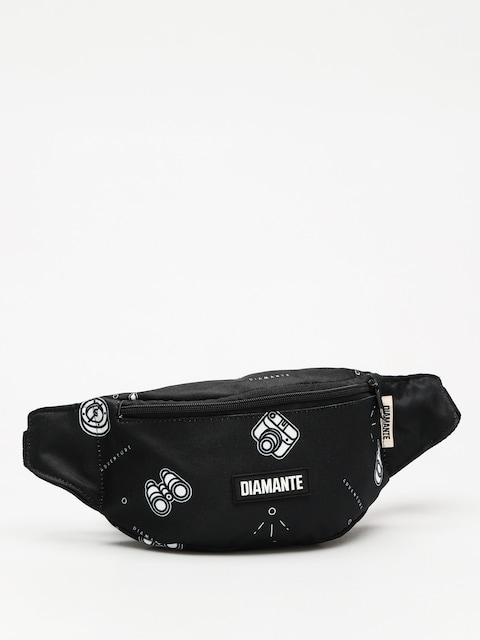 Diamante Wear Bum bag Adventure (black)