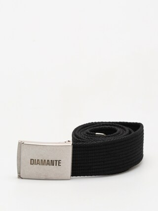 Diamante Wear Gürtel Classic (black/silver)