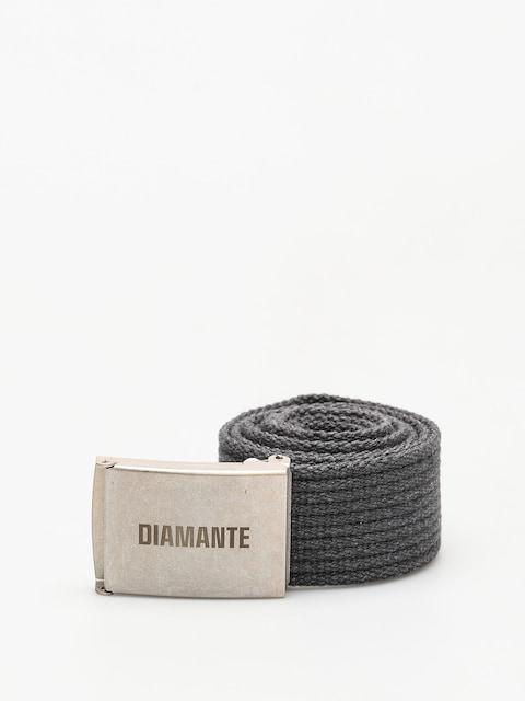 Diamante Wear Gürtel Classic (grey/silver)