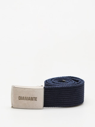 Diamante Wear Gürtel Classic (navy/silver)