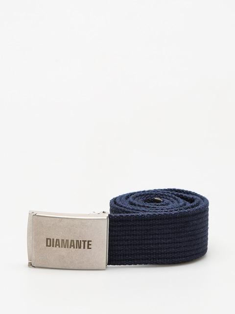 Diamante Wear Gürtel Classic (navy/silver)