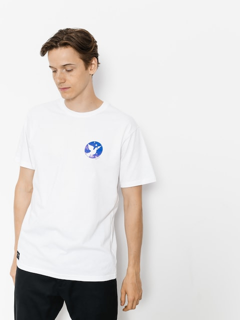 Nervous T-shirt Cons (white)