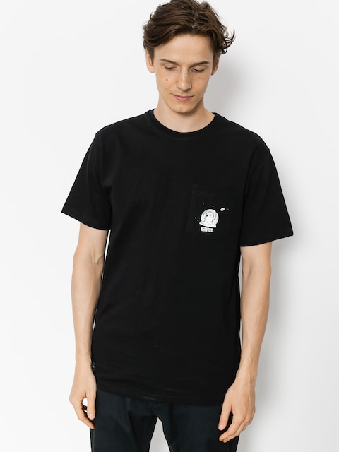 Nervous T-shirt Moonwalk (black)
