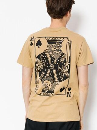 Malita T-Shirt Pik (beige)