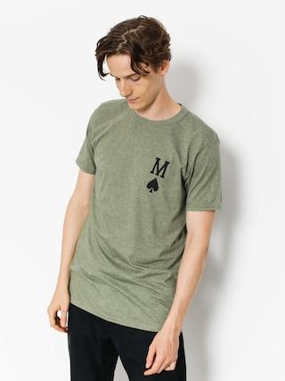 Malita T-Shirt Pik (heather green)