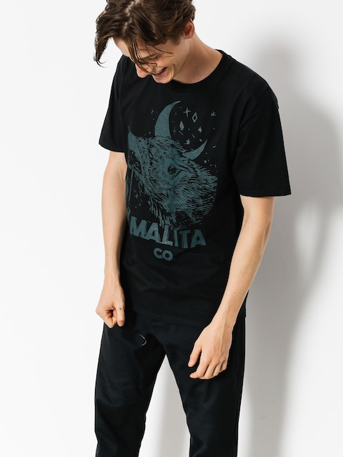 Malita T-shirt Sea Wolf (black)
