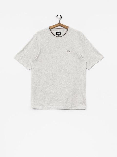 Stussy T-shirt Bluza Charles Jersey (grey heather)
