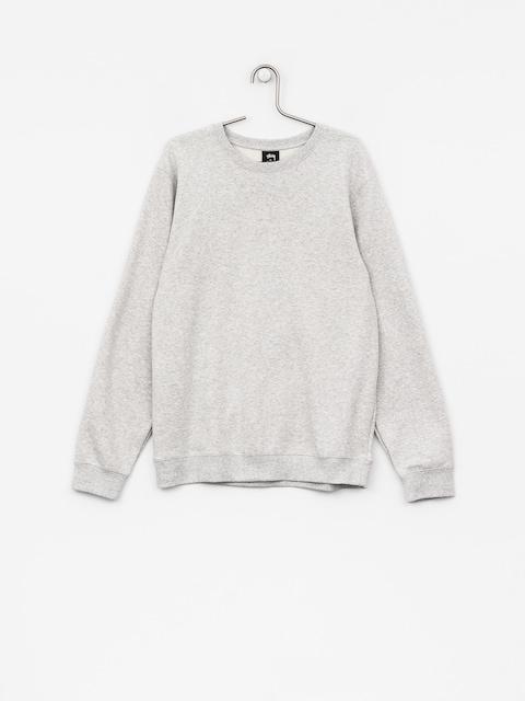 Stussy Sweatshirt Camo Stock (grey heather)
