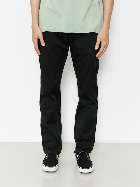 RVCA Pants Weekend Stretch (black)