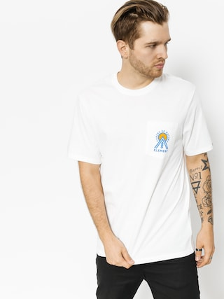 Element T-Shirt Above Pocket (optic white)