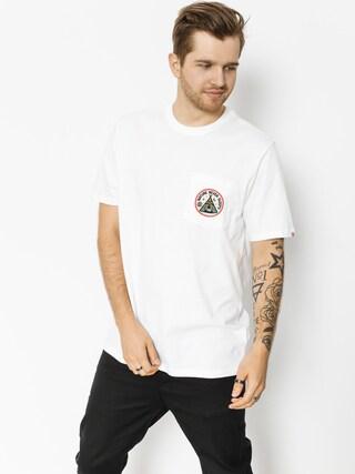 Element T-Shirt Spook Pocket (optic white)