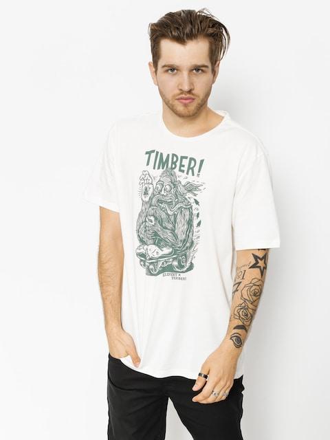 Element T-Shirt Joyride (bone white)