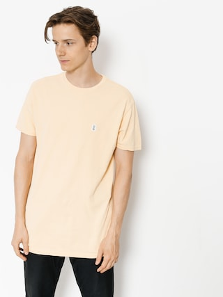 RVCA T-shirt Stress (light honey)