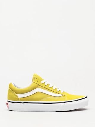 562ce42416 Vans Shoes Old Skool (cress green true white)